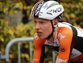 Taco van der Hoorn wint derde rit in BinckBank Tour
