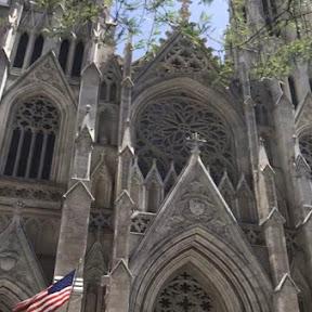 ニューヨーク・マンハッタンのど真ん中にある全米最大の教会「セント・パトリック大聖堂」