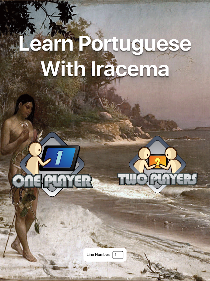Learn Portuguese with Stories- screenshot