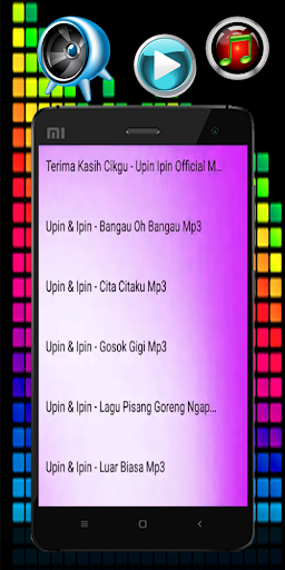 Lagu Upin And Ipin Special For Kids Mp3 1.0 screenshots 3
