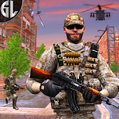 Gun Strike Fight War 3D-Counter Terrorist Attack
