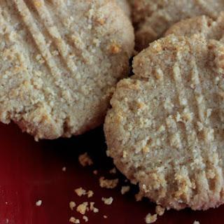 Keto Cinnamon Butter Cookies.