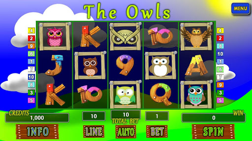 The Owls Slot