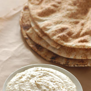 White Bean Hummus.