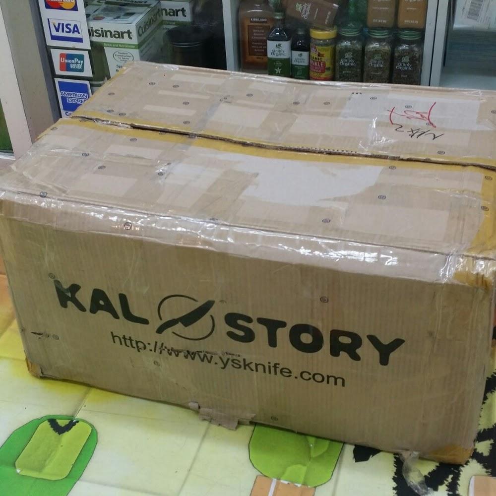 韓國Kal Story 5件套裝