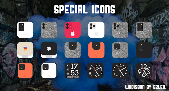 Wudisban Icon Pack 4