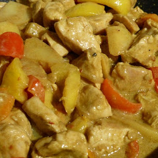 Turkey Curry With Coconut Milk Recipes