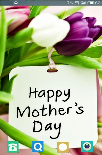 PC u7528 Mother's Day Wallpaper HD 2