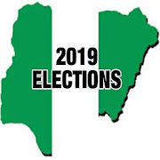 Nigeria 2019 Candidates Stickers