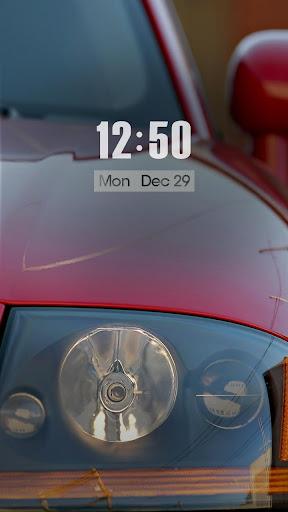 ZUI Locker theme-Speed