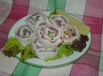 Pinwheel Appetizers