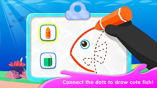 Baby Panda's Drawing Book - Painting for Kids screenshot 2