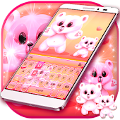 Bear Keyboard Theme for Redraw