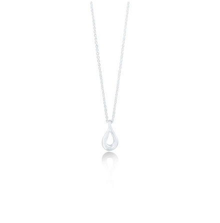 Eternity drop Halsband stor 80cm - Carolina Gynning