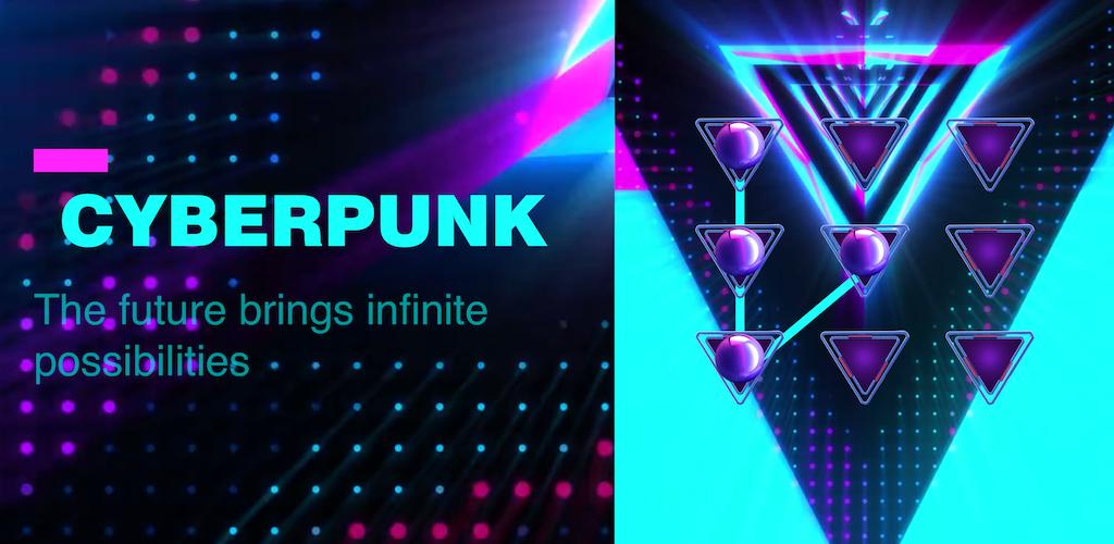 Applock Live Theme - Cyberpunk 1 0 0 Apk Download - com