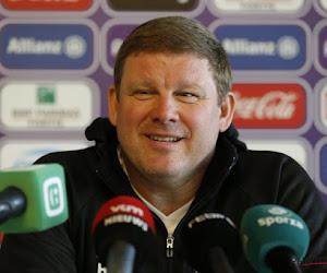 Hein Vanhaezebrouck s'exprime concernant le premier transfert d'Anderlecht
