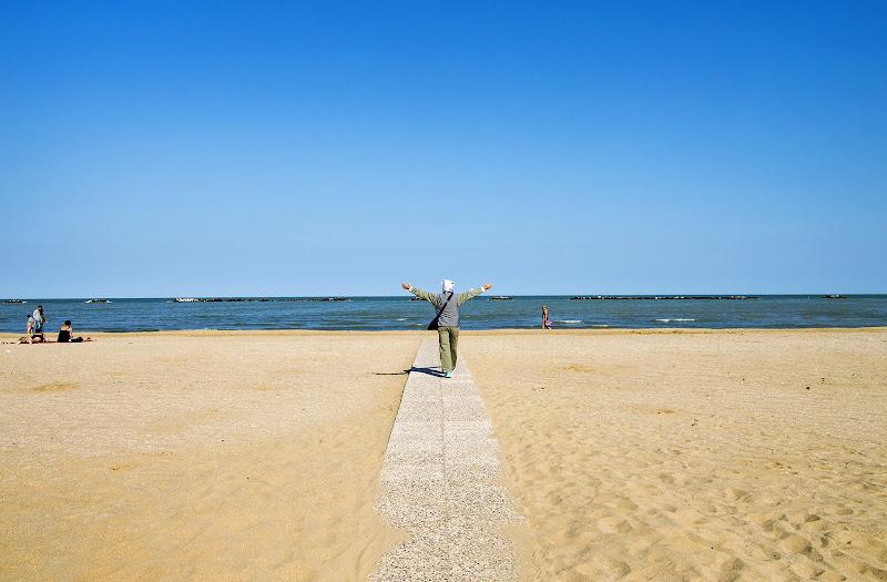 la fuga nel il mare di stefano_angeli