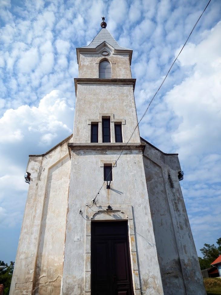 Veszprém - Gyulafirátóti református templom