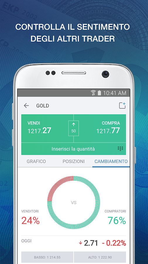 Forex su android