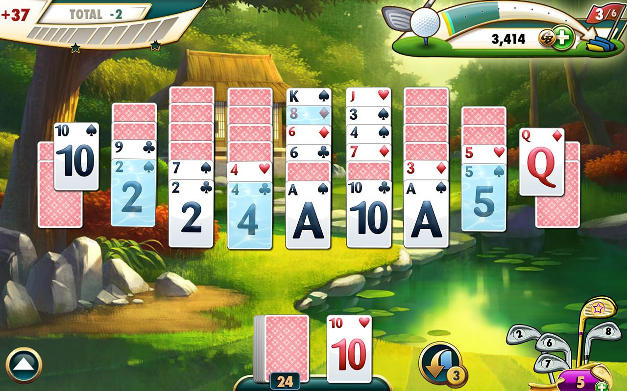 Fairway solitaire android apps on google play for Big fish solitaire games