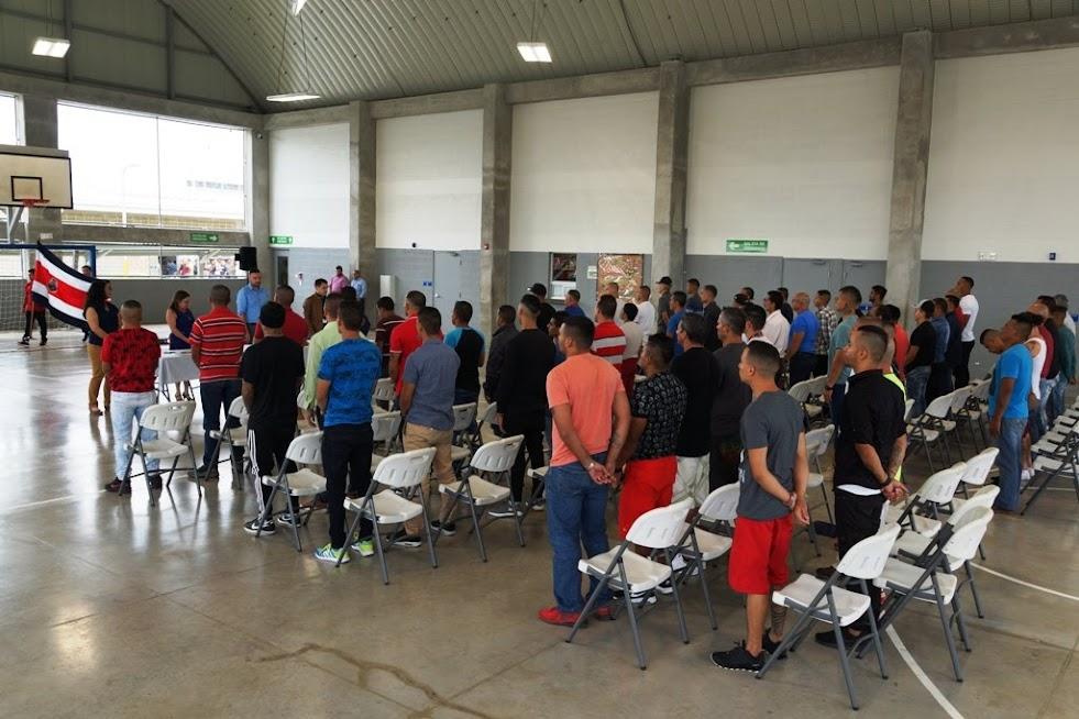 78 RESIDENTES DE LA UAI REINALDO VILLALOBOS SE GRADUARON EN RESOLUCIÓN DE CONFLICTOS