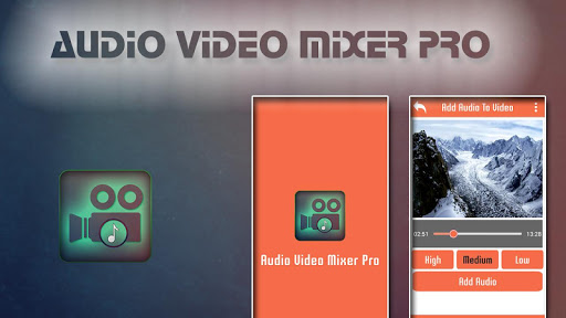 Audio Video Mixer Pro