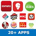 All in one food ordering app - Order food online download