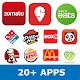 All in one food ordering app - Order food online apk