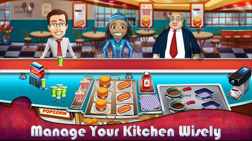Master Chef Cooking Mania - World Cafe