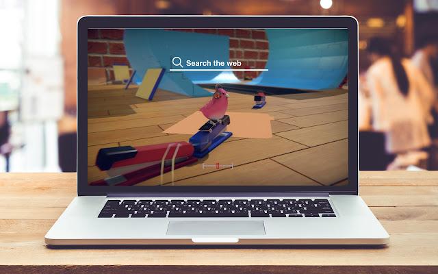 SkateBIRD HD Wallpapers Game Theme