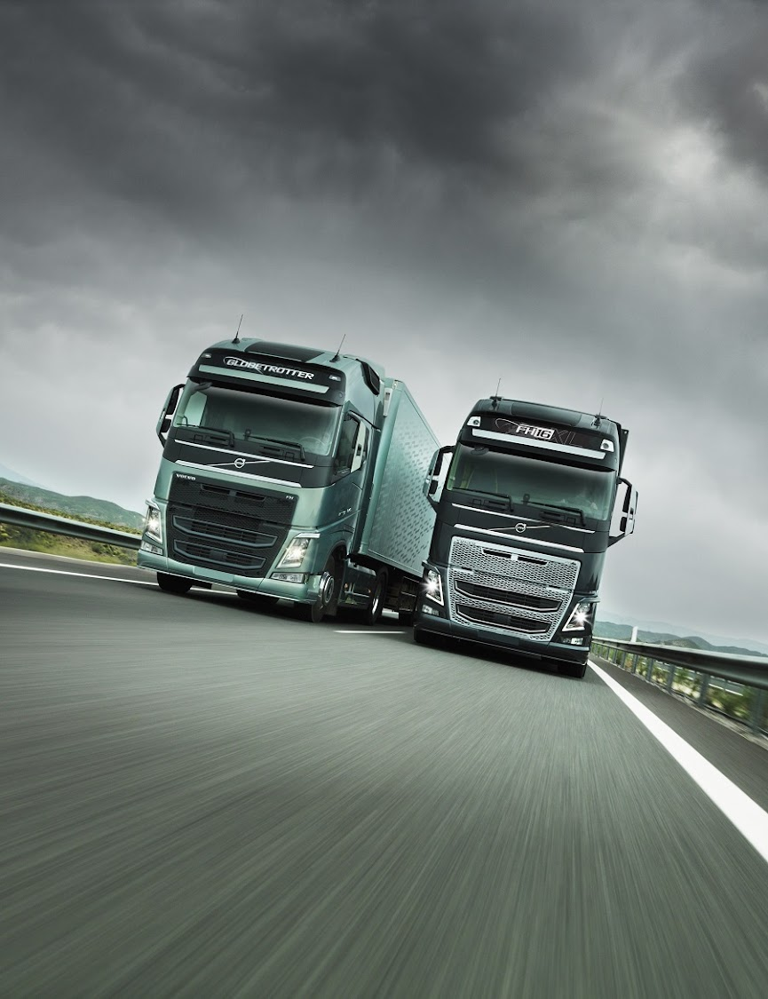 Volvo Trucks Southern Africa was first in the sales satisfaction category. Picture: VOLVO TRUCKS