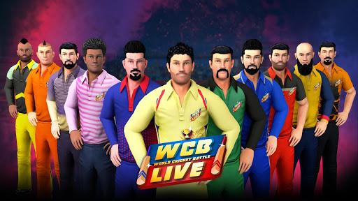 WCB LIVE: Cricket Multiplayer 2020 0.2.9 screenshots 9