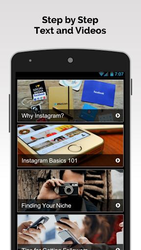 Foto do Guide for Instagram Marketing
