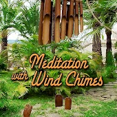 Calming Metal Wind Chimes for Deep Meditation and Stress Release