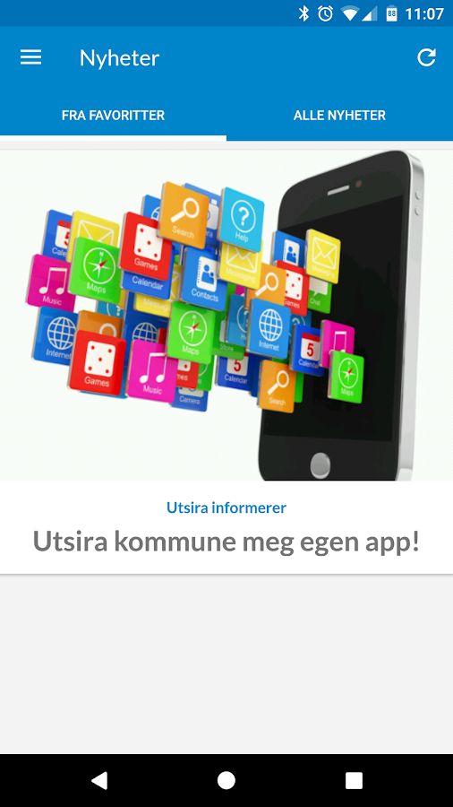 Utsira kommune- screenshot