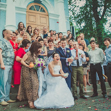 Wedding photographer Mikhail Rybalkin (Fishman07). Photo of 22.07.2013