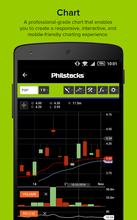 Philstocks Mobile- screenshot