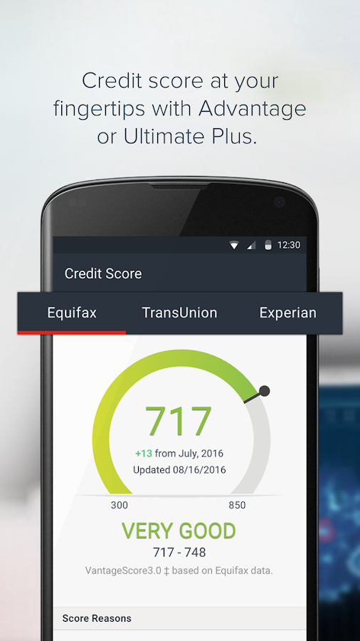 LifeLock: Identity Theft Protection App- screenshot