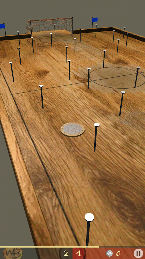 WoodBall- screenshot