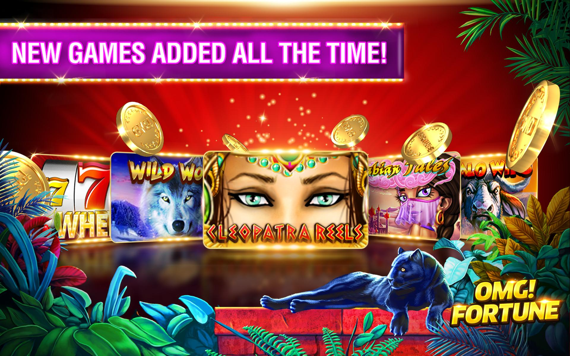 OMG! Fortune Free Slots Casino screenshot #15