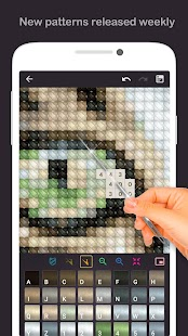 Cross Stitch- screenshot thumbnail