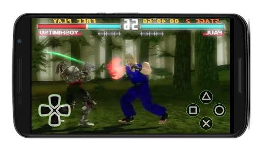 Tải Game Tips Tekken 3
