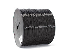 Black PRO Series PETG Filament - 1.75mm (10lb)