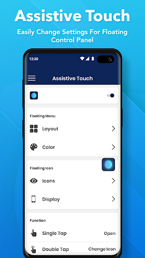 Assistive Touch : Easy Touch, Floating Touch screenshot 3