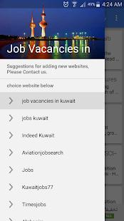 Job Vacancies in Kuwait - náhled