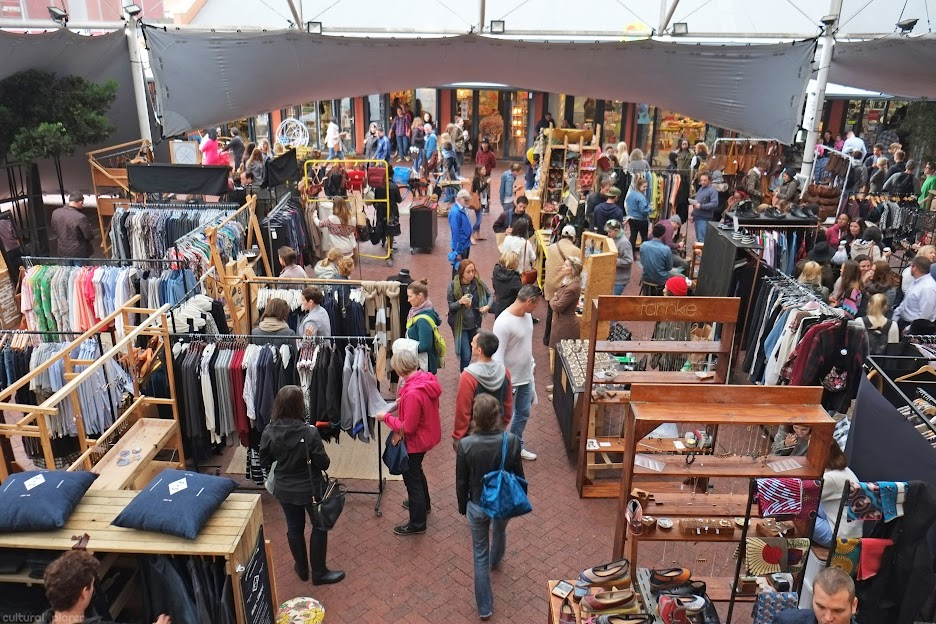 Old Biscuit Mill Cape Town Shopping