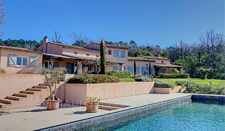 Villa avec piscine et terrasse La Garde-Freinet