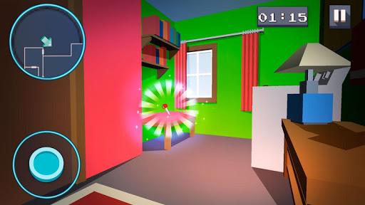 Mystery Neighbor - Cube House screenshot 3
