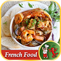 French Food Recipes SMART Book icon