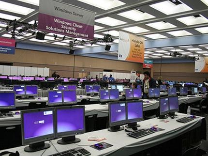 Office snapshots conoce las oficinas de las empresas que for Oficinas de microsoft